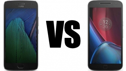 Moto G5 Plus vs. Moto G4 Plus – What has Changed?