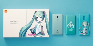 "Xiaomi Redmi Note 4X Special Edition ""Hatsune Miku"" Launched, Release Date Set for Valentine's Day"