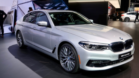 BMW iPerformance Range of Vehicles Lined Up for 2017 NYC Auto Show