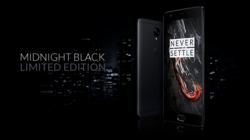 Official: OnePlus 3T Gets a New Midnight Black Edition, Similar to Colette Edition – Availability and Pricing Details