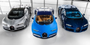 Bugatti Chiron First Batch of Deliveries Commence, New Cinematic Launch Video Released
