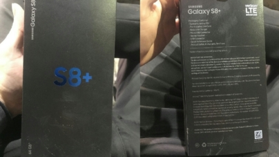 Verizon's Samsung Galaxy S8+ Package Leaked – Flagship to Support HD+, FHD+ and WQHD+ Resolutions