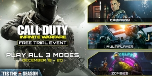 Call of Duty : Infinite Warfare Offers Free Trial on Xbox One and PlayStation 4