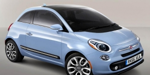 New Fiat 500 with 48-Volt Hybrid Tech Announced, Slated for 2019 Launch