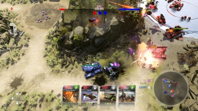 Microsoft Windows 10 Users Get to Play a New RTS in Halo Wars 2 Demo