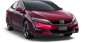 A Sneak Peek into What the Honda Clarity Feels Like after the First Drive