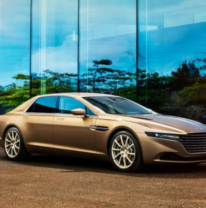 Aston Martin Revives Lagonda to Take on Rolls Royce and Bentley in the Luxury Segment