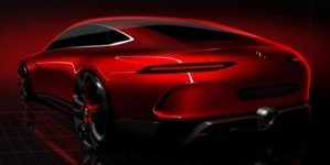 Mercedes AMG GT Next Gen Edition Concept is Coming to Geneva Motor Show