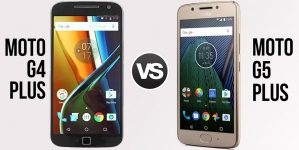 Moto G5 Plus vs Moto G4 Plus – A 30% Performance Improvement, Top-class Camera at Rs 14,999