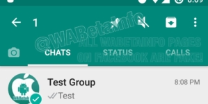 WhatsApp Android Version 2.17.105 will Bring Pinned Chats and Video Call Button