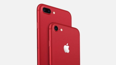 Apple (Product) RED Launches iPhone 7 and iPhone 7 Plus : Colorful is More Powerful