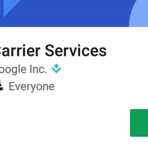 Google Carrier Services App Gets a Major Update that adds Control for Wi-Fi Calling