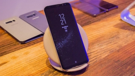 China's Samsung Galaxy S8 Duos Cleared by Wi-Fi Alliance