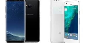 Google Pixel 2 vs. Samsung Galaxy S8 – 5 Things Google Must do to Beat Samsung