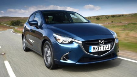 Mazda 2 Refreshed Model has New Equipment and GT Variants