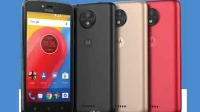 Motorola Moto C Leaked Images Suggest New Colored Variants
