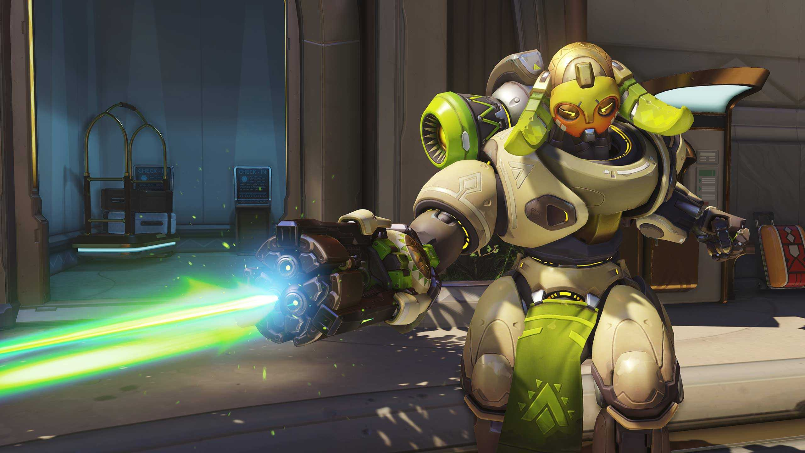 Overwatch Disappoints with New Tank Hero Orisa, Players Expect a Patch Update