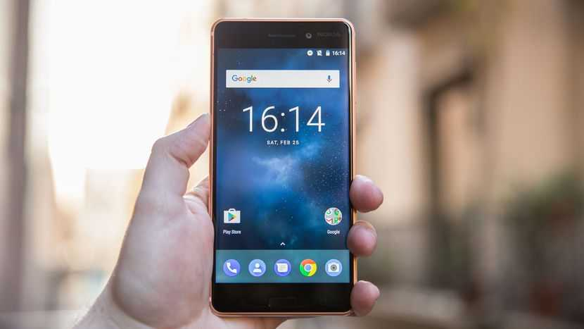 Nokia 6 copper variant won't be available in USA until next month