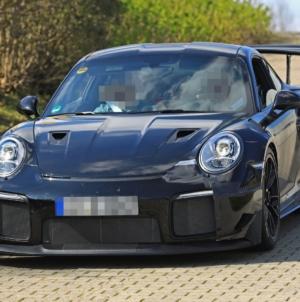 Next Gen Porsche 911 GT2 Poised to Impress with 700 horsepower