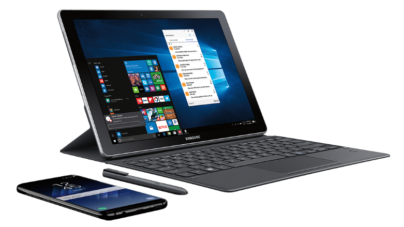Samsung Galaxy Book Launches April 21st on Verizon : 12 Inches Windows 10 Tab