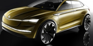Skoda Vision E Concept Images Are Here, Released Ahead of Shanghai Expo