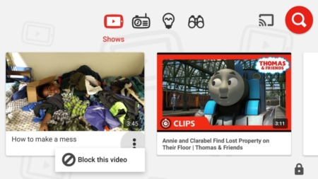 Youtube Kids App is Now Being Rolled Out to Select Samsung, LG and Sony Smart Televisions