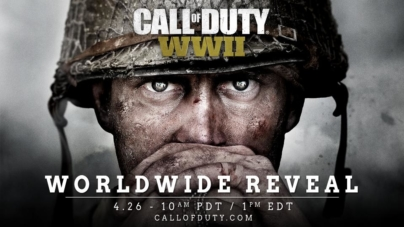 Call of Duty Heads Back for World War II: Travelling Back in Time
