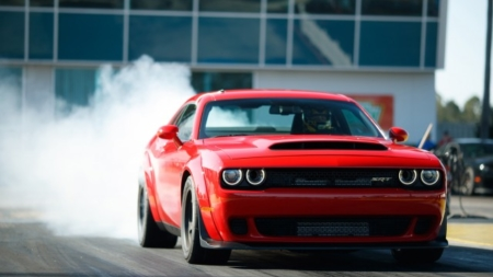 2018 Dodge Challenger SRT Demon Base Model Pricing and Available Add-on Components Announced