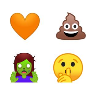 Google's Android O Gets More Life-like Emojis