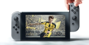 EA Sports FIFA on Nintendo Switch, FIFA 18 for PS4, Xbox One, PC!