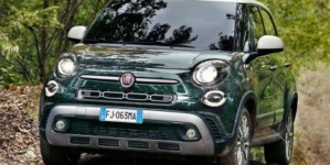 2017 Fiat 500L Gets Refreshed Looks and Improved Technology
