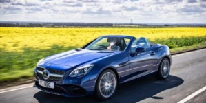 Mercedes SLC 180 Pricing, Specs Announced, Features 1.6-liter Petrol Engine