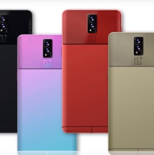 This OnePlus 5 Video Teases the Four Color Variants and Possible Design to Expect