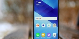 Samsung Galaxy A3 2017 Edition Spotted Running Nougat OS
