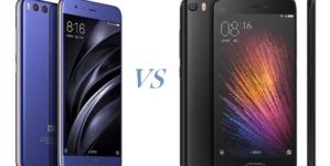 Xiaomi Mi 6 vs Xiaomi Mi 5 – Massive Upgrades in Specs and Features