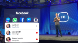 Facebook, Instagram and Messenger could be joined via a Cross-app Switcher Notification System