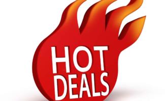 Deals: Xiaomi Mi Note 2 at $487, LG G6 at $288 or Moto Z Play at $144
