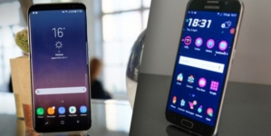 Samsung Galaxy S8 vs. Galaxy S6 – How the Change Feels Like