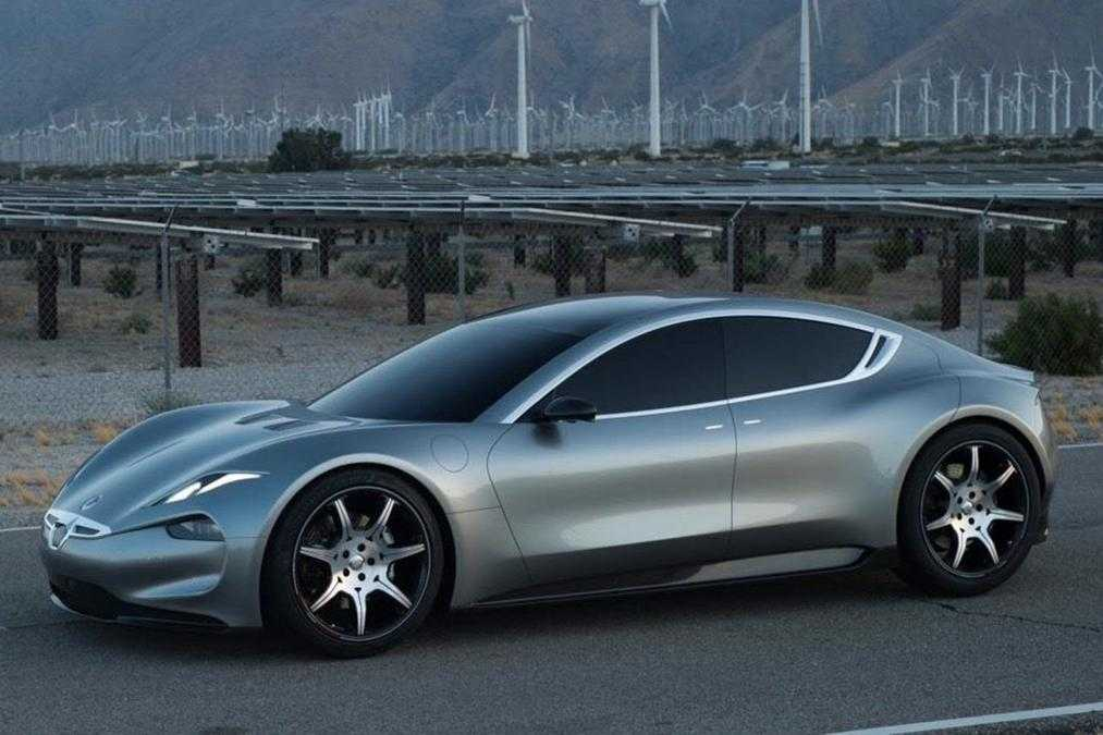 Fisker Emotion Design Revealed In New Official Photos