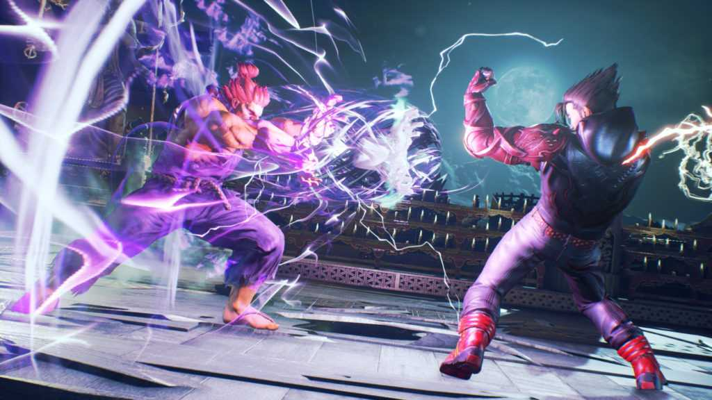 Tekken 7 Looks Better, Plays Better on PS4