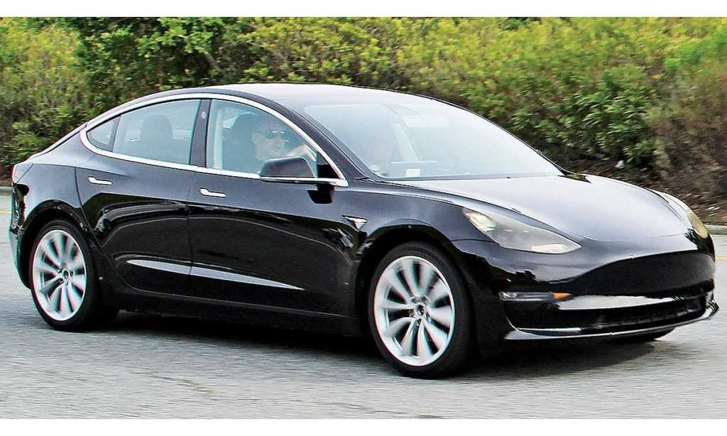 Tesla Model 3 Will Have Limited Customization Options On