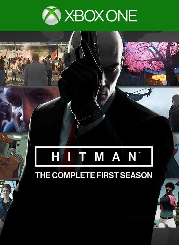 Xbox One Deals with Gold, Spotlight Sale has Hitman