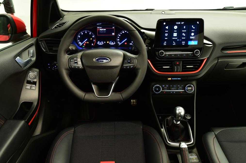 2017 ford fiesta goes on sale pricing specs and features detailed. Black Bedroom Furniture Sets. Home Design Ideas