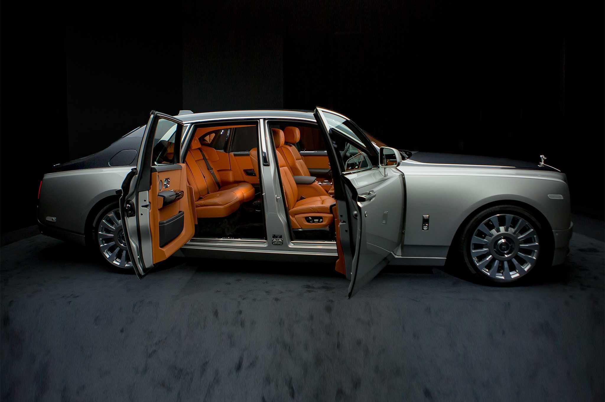 New 2018 Rolls Royce Phantom Raises The Bar For Opulence