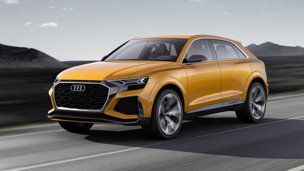 Audi Rs Q8 To Further Expand Audi Performance Suv Lineup