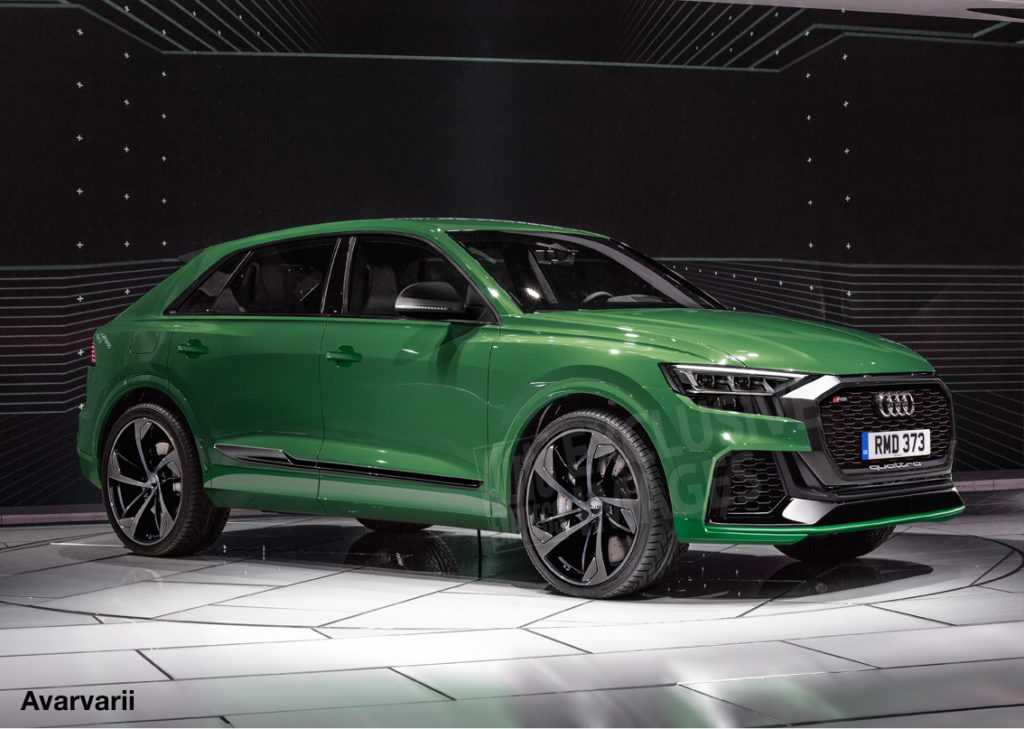 audi rs q8 to further expand audi performance suv lineup. Black Bedroom Furniture Sets. Home Design Ideas