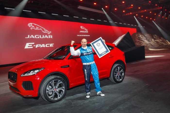 Jaguar E-Pace First Look Review