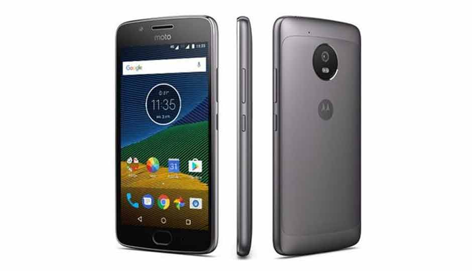 Moto G5S Plus Images Leaked: Confirm Dual Camera Setup