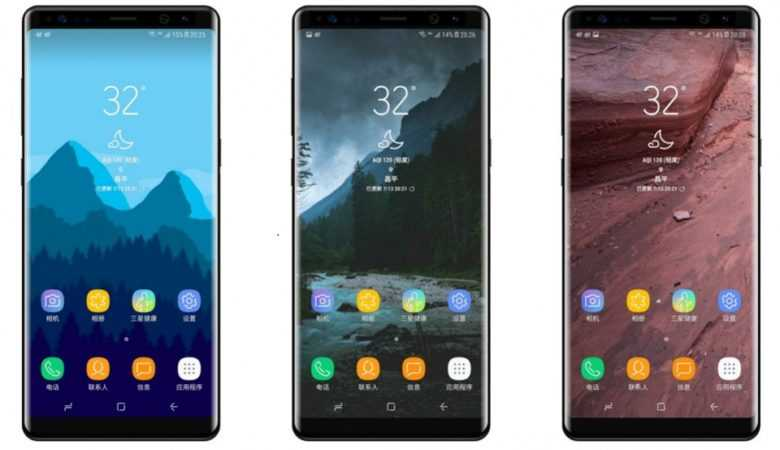 Release Date Of Galaxy Note 8 Might Clash With iPhone 8