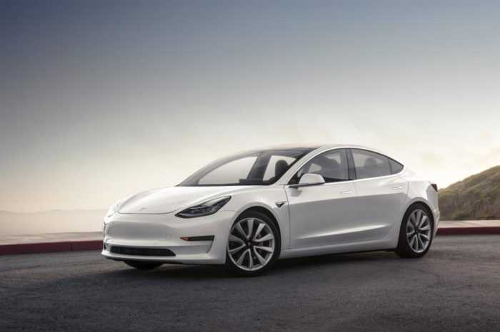 Tesla Model 3 Officially Launched Detailed Specifications